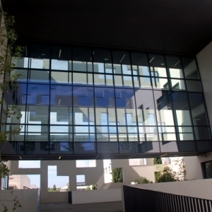 Main Entrance, New ICN Building